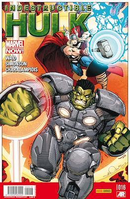 El Increíble Hulk Vol. 2 / Indestructible Hulk / El Alucinante Hulk / El Inmortal Hulk (2012-) (Comic Book) #16
