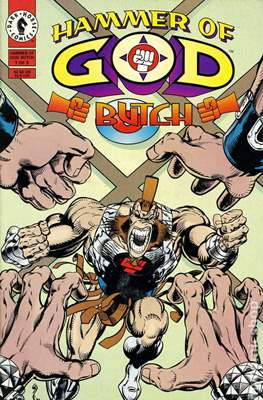 Hammer of God: Butch (Comic Book) #1