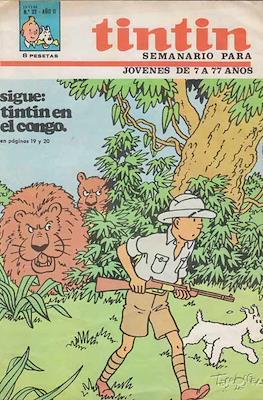 Tintin (Grapa 20 pags.) #32