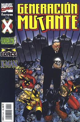 Generación Mutante (2000-2002) (Grapa. 17x26. 72 páginas. Color.) #14