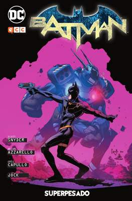 Batman de Scott Snyder (Cartoné) #7