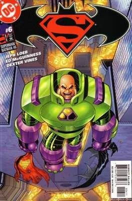 Superman / Batman (2003-2011) (Comic Book) #6