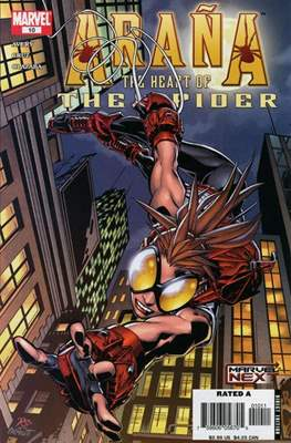 Araña: The Heart of the Spider (2005-2006) (Saddle-stitched. 2005-2006) #10
