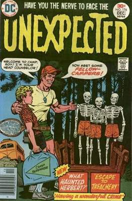 The Unexpected (Comic Book) #176