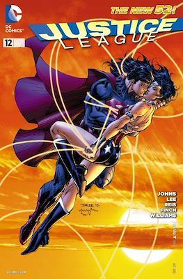 Justice League (2011-2016) (Digital) #12