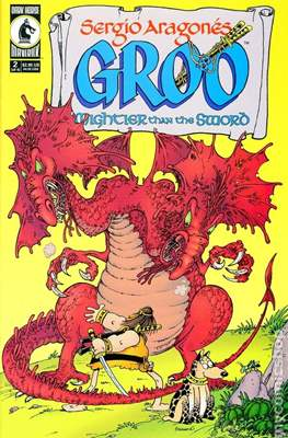 Groo Mightier than the Sword (2000) (Grapa) #2