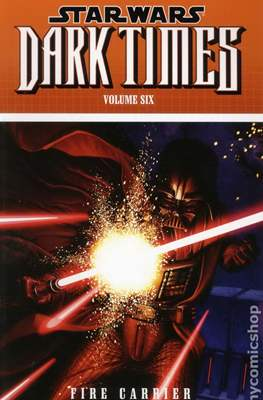 Star Wars: Dark Times (Softcover 120-128 pp) #6