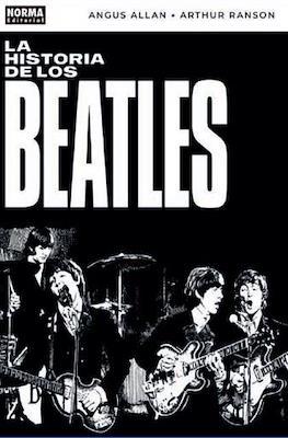 La historia de los Beatles (Cartoné 56 pp) #