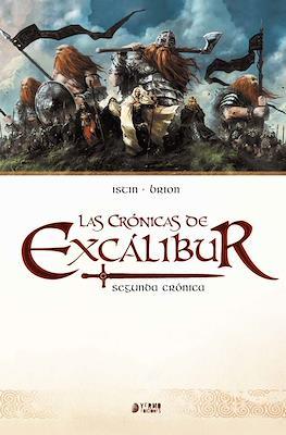 Las Crónicas de Excálibur (Cartoné 128 pp) #2