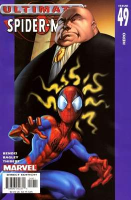 Ultimate Spider-Man (2000-2009; 2011) (Comic-Book) #49