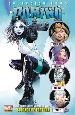 Domino. 100% Marvel (Rústica 128 pp) #2