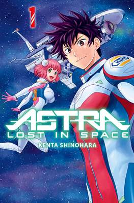 Astra Lost in Space (Rústica con sobrecubierta) #1