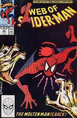 Web of Spider-Man Vol. 1 (1985-1995) (Comic-book) #62