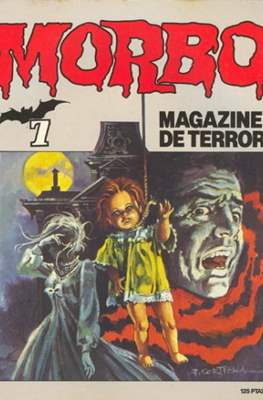 Morbo. Magazine de terror (Grapa (1983)) #7