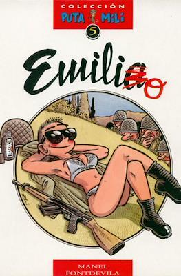 Puta mili (Rústica, 64 páginas (1994)) #5