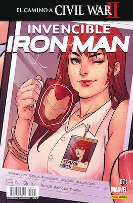 El Invencible Iron Man Vol. 2 / Iron Man (2011-) (Grapa - Rústica) #71