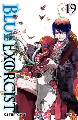 Blue Exorcist (Rústica) #19
