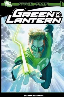 Green Lantern. Geoff Johns (Cartoné. 528 páginas.) #1