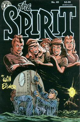 The Spirit (1983-1992) (Comic book. 32 pp) #40