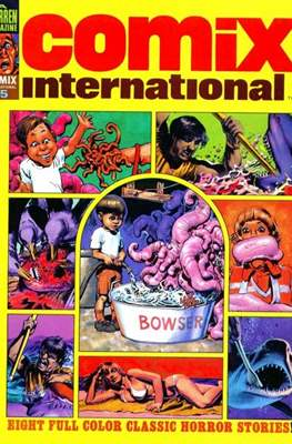 Comix International #5