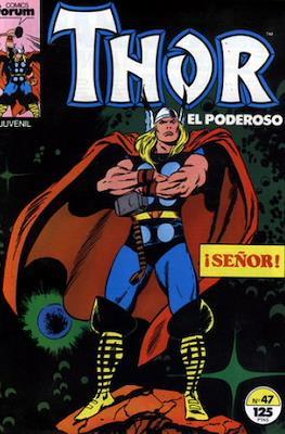 Thor, el Poderoso (1983-1987) #47