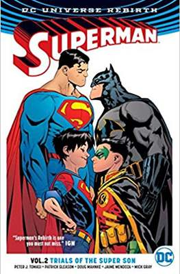 Superman Vol. 4 (2016-) #2