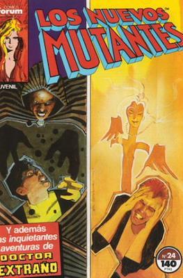Los Nuevos Mutantes Vol. 1 (1986-1990) (Grapa 32-64 pp) #24