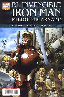 El Invencible Iron Man Vol. 2 (2011-) (Grapa - Rústica) #14