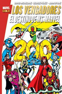 Los Vengadores. Marvel Gold (Rústica con solapas) #12