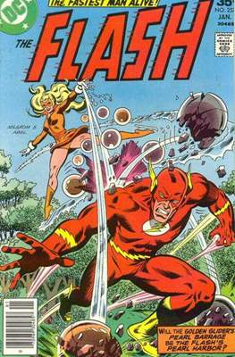 Flash vol. 1 (1959-1985) (Grapa, 32 págs.) #257