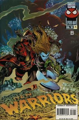 The New Warriors (Comic-Book) #74