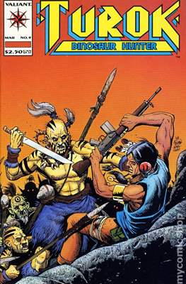 Turok: Dinosaur Hunter (1993-1996) (Grapa) #9