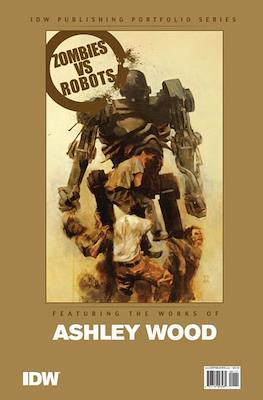 Ashley Wood: Zombies vs Robots Portfolio