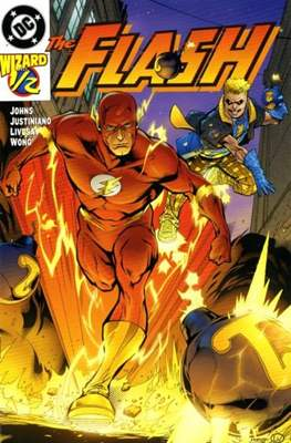 The Flash Vol. 2 (1987-2006) (Comic Book) #0.5