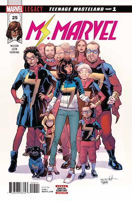 Ms. Marvel (Vol. 4 2015-...) #25