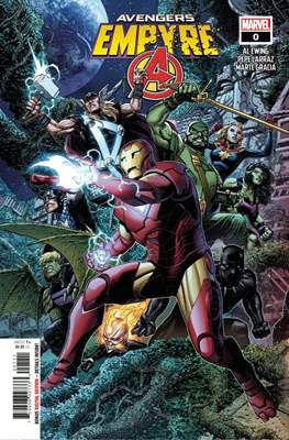 Empyre - The Avengers (Comic Book) #0