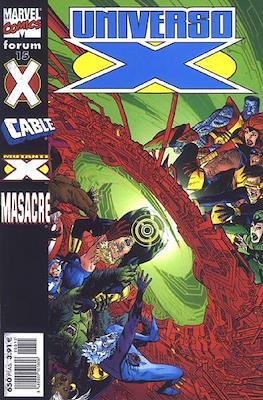 Universo-X (2000-2001) (Grapa. 17x26. 72/80 páginas. Color. (2000-2001)) #15