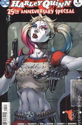Harley Quinn 25th anniversary Special (Comic Book) #1.1