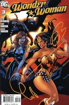 Wonder Woman Vol. 3 (2006-2011) (Comic Book) #3