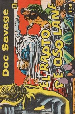 Doc Savage (Grapa (1961)) #2