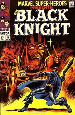 Marvel Super-Heroes (Grapa) #17