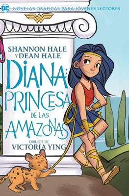 Novelas gráficas para jóvenes lectores #3
