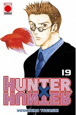 Hunter x Hunter (Rústica) #19