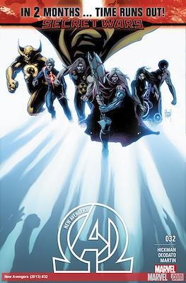 New Avengers Vol. 3 (2013 -2015 ) (Comic-Book) #32