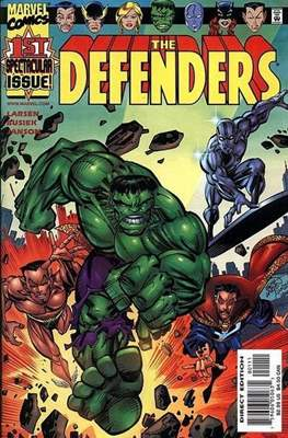 The Defenders Vol. 2 (Comic-Book) #1