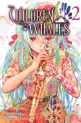 Children of the Whales (Rústica con sobrecubierta) #2
