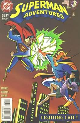 Superman Adventures (Comic-book) #34