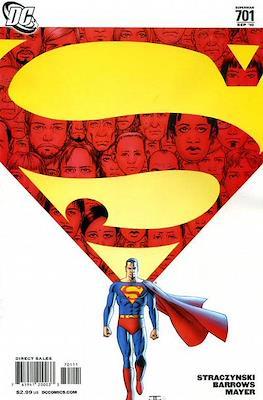 Superman Vol. 1 / Adventures of Superman Vol. 1 (1939-2011) (Comic Book) #701