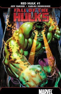 Fall of the Hulks Red Hulk
