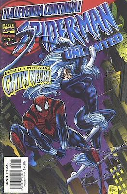 Spiderman Unlimited (1996-1999) #1